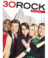 30 Rock: Season 2 (DVD, 2008, 2-Disc Set) - $10.00