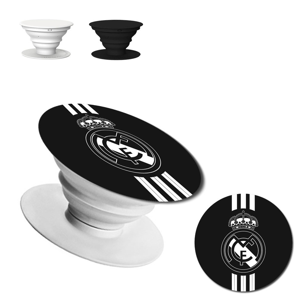 Real Madrid Pop up Phone Holder Expanding Stand Grip Mount popsocket #9