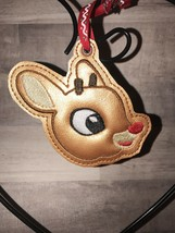 Rudolph the Red Nosed Reindeer Christmas Ornament - $7.00