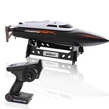 SereneLife Wireless 2.4 ghz Remote Control RC Speed Boat Toy with Thrott... - $67.27