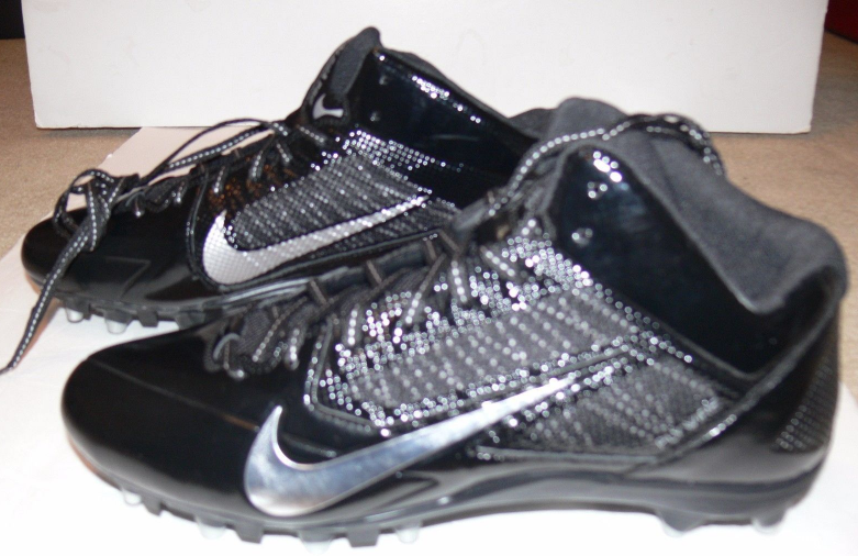 4c7c881d2 NIKE Alpha Pro Flywire Football Cleats Black and 50 similar items. Img  5103537526 1533066131