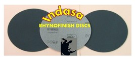 "10ea 3"" Indasa Microfine 3000 Grit wet or dry hook & loop sanding discs - $9.90"