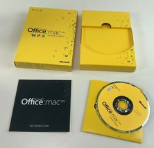 Microsoft Office for MAC Home & Student 2011 w/key 1 User - $24.74
