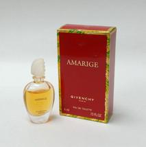 Amarige By Givenchy Eau De Toilette 0.13 oz for Women Travel Mini Size - $29.99
