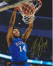 * Brandon Ingram Signed Photo 8X10 Rp Auto Autographed Duke Blue Devils - $19.99