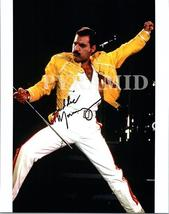 FREDDIE MERCURY  Authentic Autographed Hand Signed 8X10 Photo w/COA 704 - $365.00