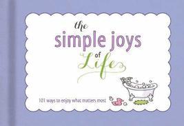 Simple Joys of Life: List Book (The Simple Joys of Life) [Oct 08, 2013] ... - $13.71
