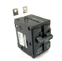 Siemens 40 Amp Circuit Breaker 120/240 Vac 2 Pole B240 Bl Type - $18.69
