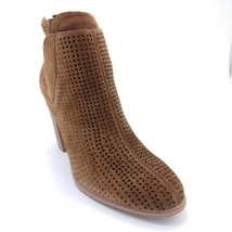 Vince Camuto Womans VC Farrier High Heel Ankle Boots Brown Cushion Sz 9.... - $36.82