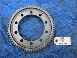 94-01 Acura Integra LS B18B1 differential ring gear OEM RS GS non vtec 6... - $99.99