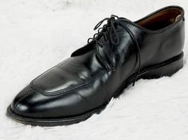Allen Edmonds 'delray' Oxford Dress Shoes Mens 10 C Narrow Black Leather Lace Up - $117.81