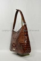 NWT Brahmin Noelle Leather Tote / Shoulder Bag in Pecan Melbourne - $239.00