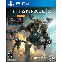 Titanfall 2 for PlayStation 4 with Bonus Nitro Scorch Pack ( PS4 ) [vide... - $12.73