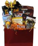 Chocolate Gift Basket by The Candy Vessel - $45.00