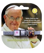 Roxo Show Your Faith Marian Devotion Our Lady  Interchangeable Bracelet ... - $9.75