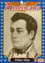 Ethan Allan trading card (Revolutionary) 1992 Starline Americana #173 - $3.00