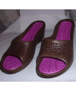 AVON WOMEN'S  SANDALS SIZE: 6 NEW WITHOUT BOX - $14.25