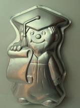 Graduate Cake Pan Vintage Wilton - $237,21 MXN
