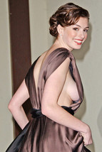 Anne Hathaway Very Revealing Busty Gown Striking Sexy Pose 18x24 Poster - $23.99