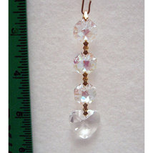 Heart Crystal Chain image 6