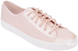 Keds WF58099 Women's Kickstart Diamond Mesh Peony Pink Shoes, 8 Med - $39.55