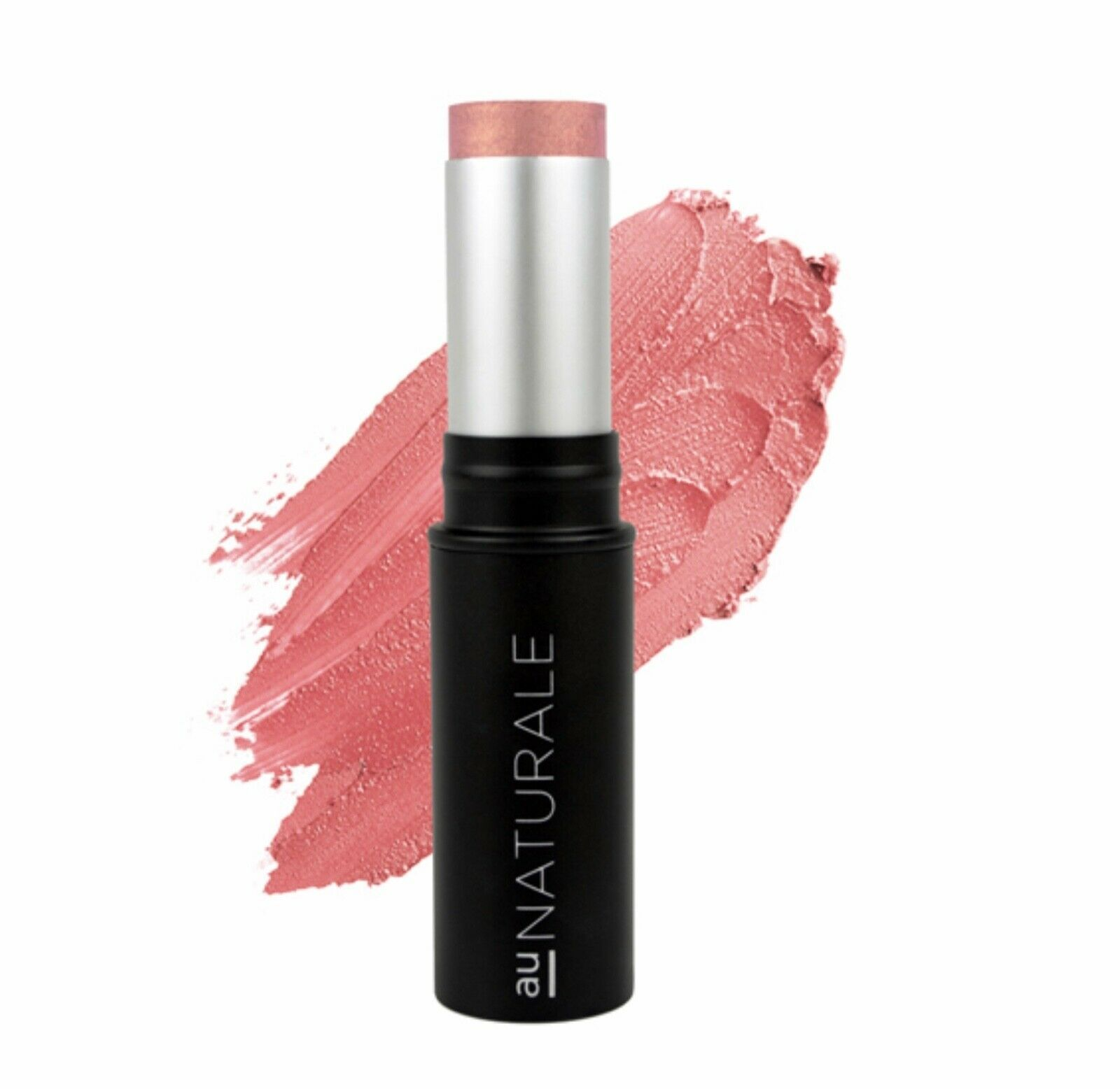 Primary image for Au Naturale Anywhere Creme Blush Multistick GRAPEFRUIT 9 ml: a neutral gold pink