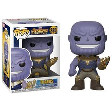 Thanos Vinyl POP Action Figure Collectible Doll Decoration - $15.95