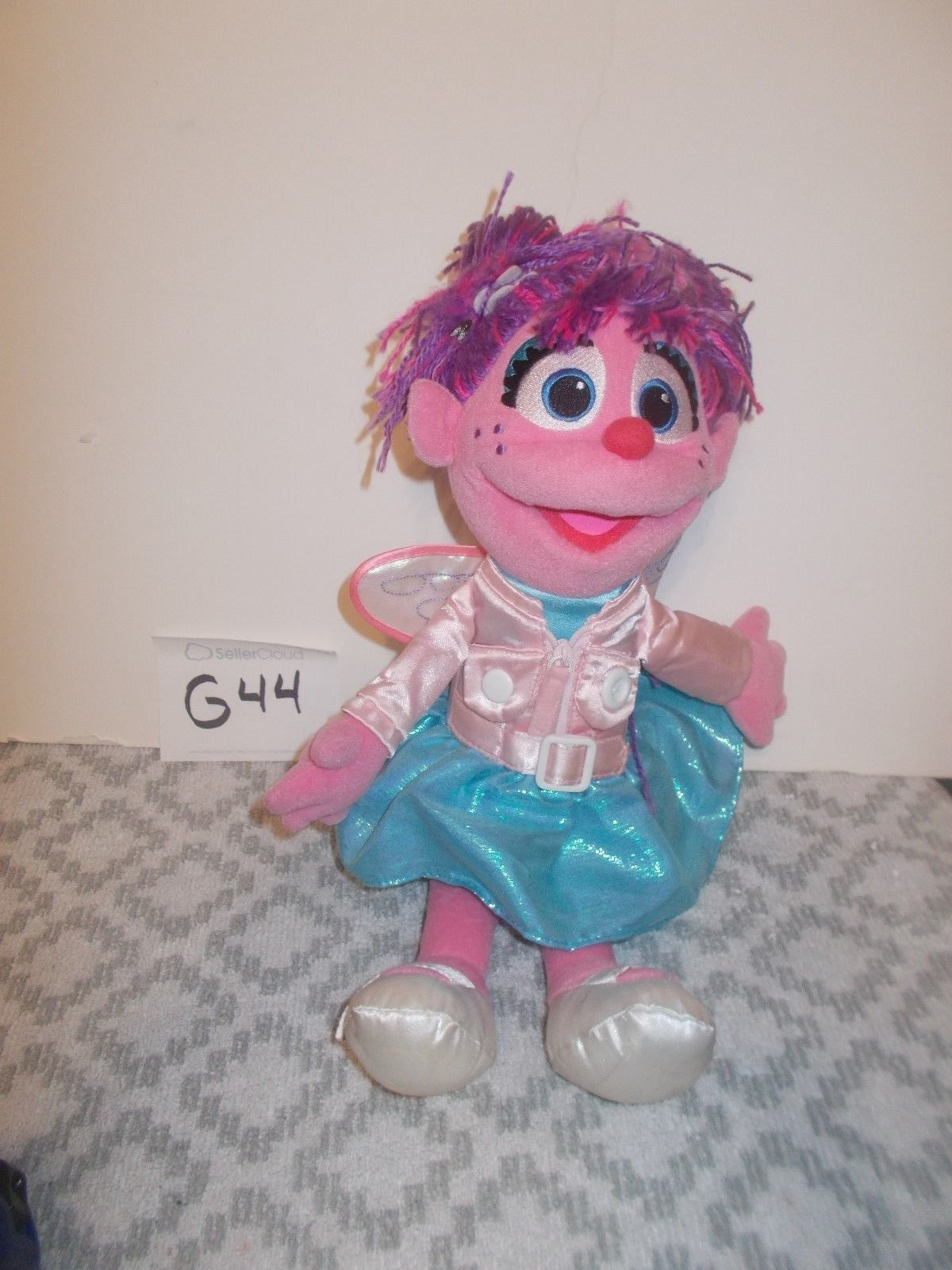 Muppets Abby Cadabby Sesame Street Nanco And 50 Similar Items