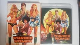 Wonder Women - Vinegar Syndrome [Blu-ray + DVD] image 2