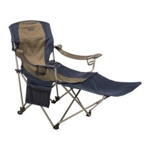 Kamp-Rite Chair with Removable Foot Rest One Size, Multi - $64.24