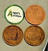 Lincoln Wheat Penny 1917 P, 1917 D and 1917 S AA20-CNP2170 Antique image 5