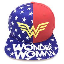 Wonder Woman Baseball Cap Wonder Woman Logo Hats Adjustable Cap - $19.99