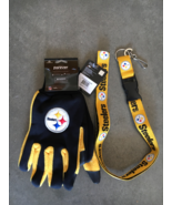 Pittsburg Steeler fans collectible bundle