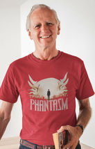Phantasm 1978 red T Shirt vintage horror movie retro style graphic tee shirt image 3