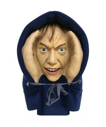 Scary Peeper Creeper Peeping Tom Mask Face Halloween Prop Party Prank Wi... - $87.00