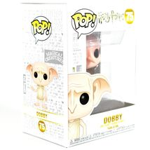 Funko Pop! Harry Potter Dobby Snapping Fingers #75 Vinyl Action Figure NIB image 5
