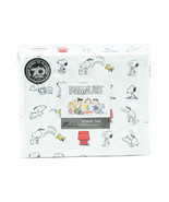 Berkshire Peanuts Snoopy and Woodstock Classic Play Polyester Sheet Set ... - $35.00