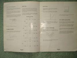 Vtg 1993 Simplicity DECOR Bedding Basics Instructional Pillows Comforters Duvets image 7