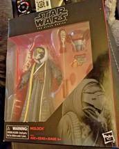 "Star Wars The Black Series, Moloch 6"" Figure - $27.99"