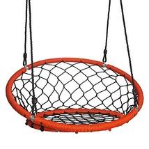 Web Chair Swing, Black/Red - $82.60