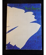Vintage ART IN AMERICA MAGAZINE BOOK VOl. 52 No. 6 DECEMBER 1964 - $23.75