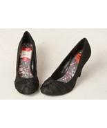 ROCKET DOG Womens Black Fabric High Heel Pumps Twisted Knot Vamp 10 M C2... - $19.79