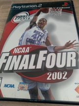 Sony PS2 NCAA Final Four 2002 (no manual) image 1