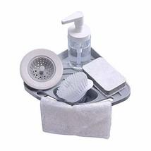 Kitchen sink caddy sponge holder scratcher holder cleaning brush holder ... - $10.92