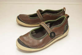 Merrell US 7.5 Brown Mary Jane Flats Women's - $32.00