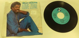 Billy Ocean - Love Zone - Arista - JS1 9510 - 45RPM Record - $4.94