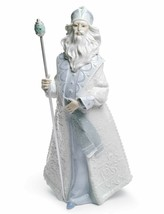 Lladro Porcelain 01008411 Father Frost New Box 8411 - $604.75