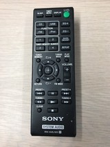 SONY RM-AMU185 Remote Control Tested And Cleaned                            (F8)