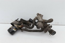 04 Tundra Sequoia 4.7L 2UZ-FE Engine Oil Cooler W/ Water Jacket Towing Kit image 2
