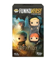 NEW SEALED Funkoverse Harry Potter Game w/ 2 Pop Figures - $24.74